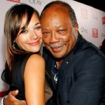 Rashida Jones Writes Tribute to Dad Quincy Jones