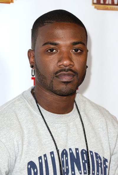 "Singer Ray J arrives at the opening Night Of ""Mike Tyson: Undisputed Truth"" At The Pantages Theatre at the Pantages Theatre on March 8, 2013 in Hollywood"