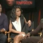 Brandy & Robbie Jones Talk 'Temptation' & Lance Gross Talks Past Relationship (Watch)