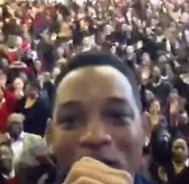 school goes wild for will smith