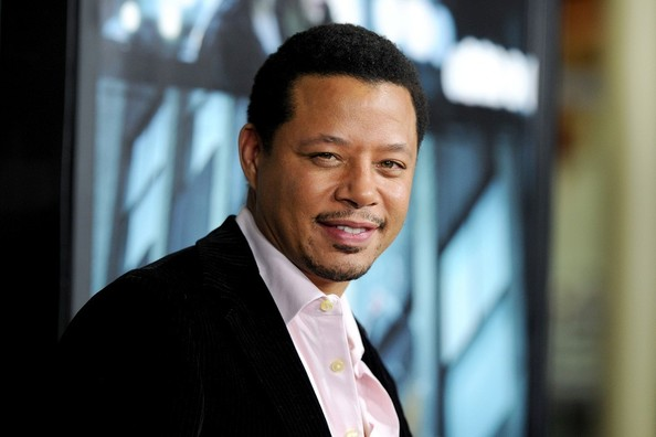 Actor Terrence Howard is 44