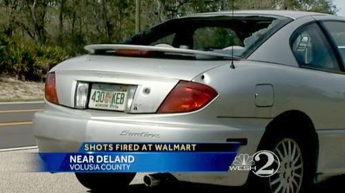 walmart shopper opens fire