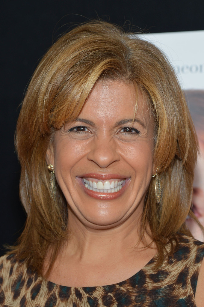 "Hoda Kotb attends the ""Admission"" New York Premiere at AMC Loews Lincoln Square 13 on March 5, 2013 in New York City"