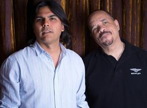 Jorge Hinojosa and Ice T