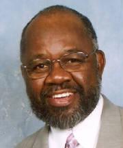 Pastor George Thomas