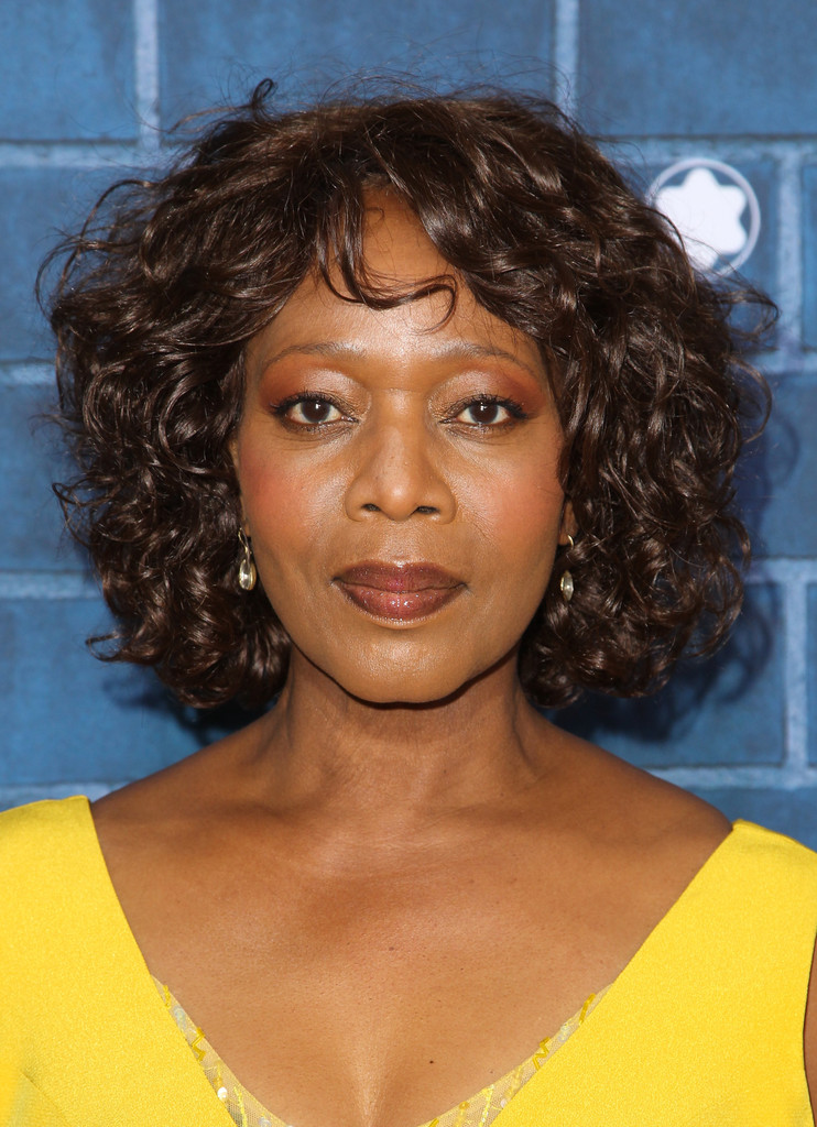 """Alfre Woodard attends a Pre-Oscar charity brunch hosted by Montblanc and UNICEF to celebrate the launch of their new """"Signature For Good 2013"""" Initiative with special guest Hilary Swank at Hotel Bel-Air on February 23, 2013 in Los Angeles"""