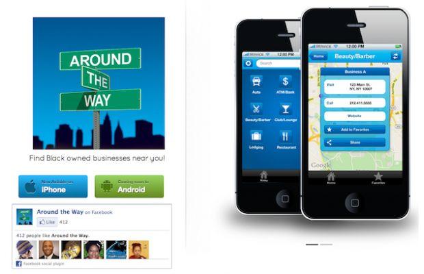 around the way app 2