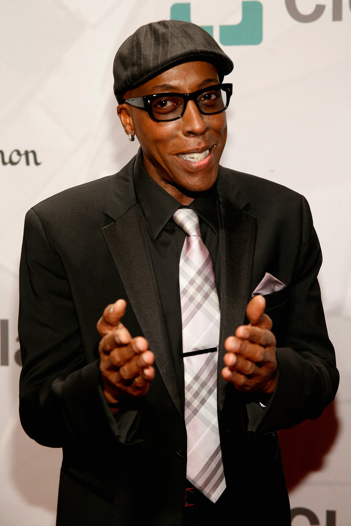 "Actor and comedian Arsenio Hall arrives at the 17th annual Keep Memory Alive ""Power of Love Gala"" benefit for the Cleveland Clinic Lou Ruvo Center for Brain Health celebrating the 80th birthdays of Quincy Jones and Sir Michael Caine on April 13, 2013 in Las Vegas"