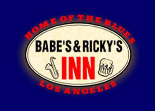 babe and rickys inn (logo)