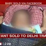Newborn Baby Sold on Facebook in India