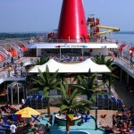 Carnival Cruise Ship Fails Health Inspection with 'Leaking Brown Material, Roach Nymph'