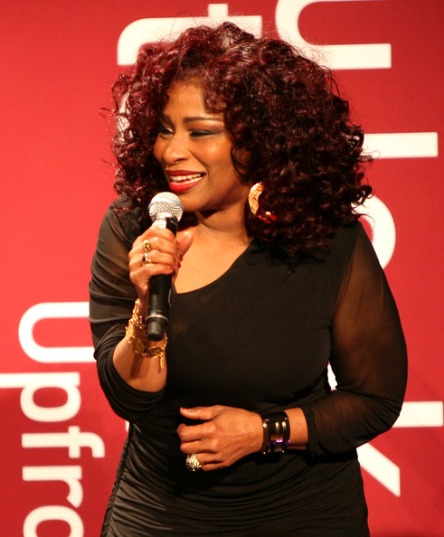 Chaka Khan performs during BET Networks 2013 Los Angeles Upfront at Montage Beverly Hills on April 2, 2013 in Beverly Hills