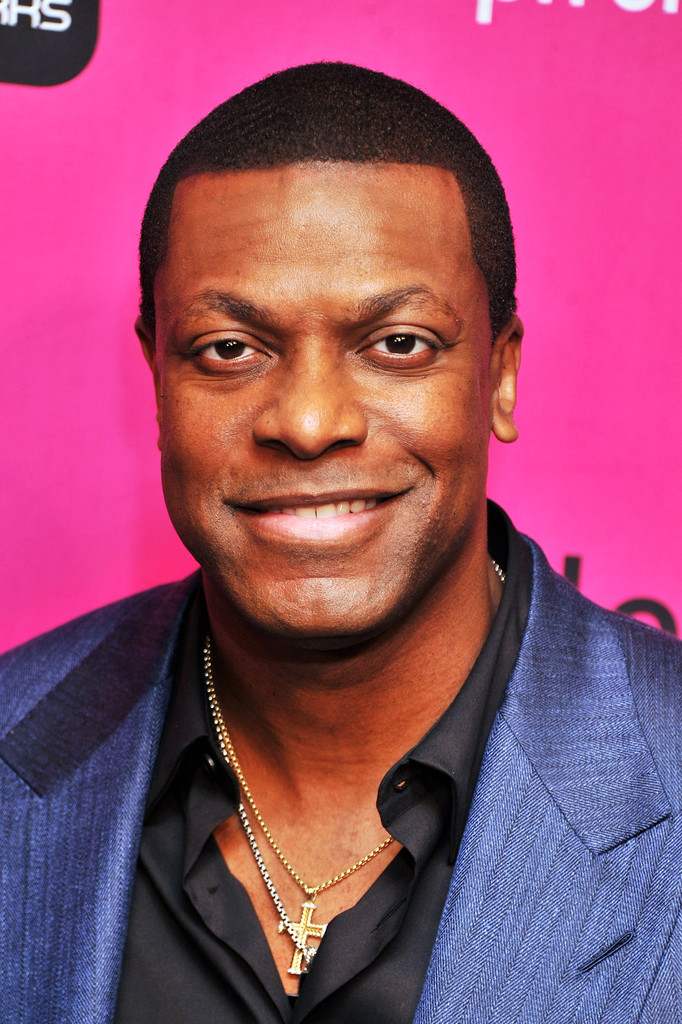 Actor Chris Tucker attends the BET Networks 2013 New York Upfront on April 16, 2013 in New York City