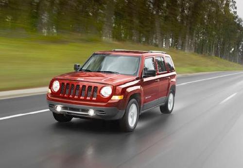 chrysler jeep patriot