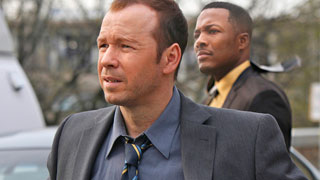 "Donnie Wahlberg in CBS' ""Blue Bloods"""