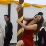 Jokey Joke: Drunk Wedding Guest 'Crashes' Festivities (Video)