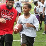 NFL Stars and DTLR Team Up Again to Give Free NFL Camps in Atlanta, Baltimore and Chicago