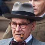 Harrison Ford on Removing All of Himself from Branch Rickey in '42'