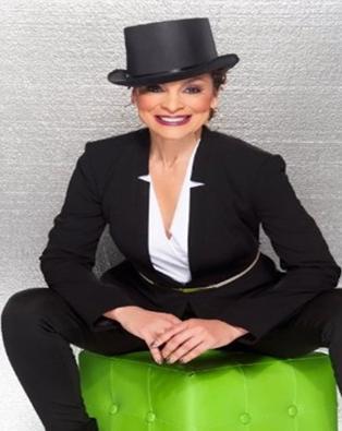 jasmine guy (tuxedo & top hat)