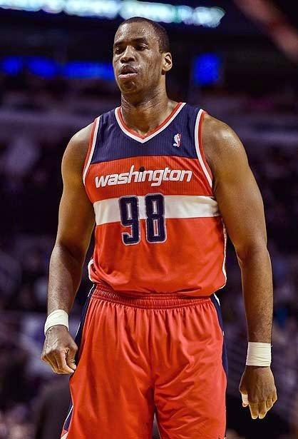 jason collins (wizards uniform)