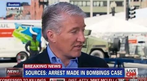 john king (cnn reporter)