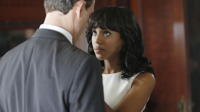 """SCANDAL- """"Happy Birthday, Mr. President"""" - In the wake of a tragedy connected to the White House, Olivia returns as Press Secretary to handle a catastrophic crisis, on """"Scandal,"""" THURSDAY, DECEMBER 6 (10:02-11:00 p.m., ET) on the ABC Television Network."""