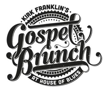 kirk franklin gospel brunch logo