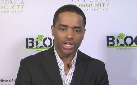 larenz tate (bloom)
