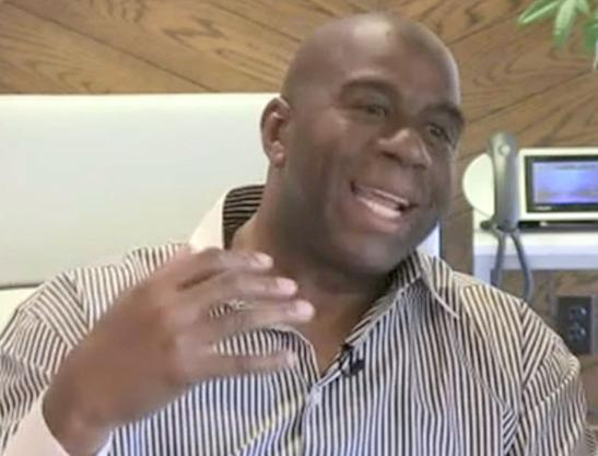 magic johnson (tmz interview)