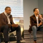 Actor Malik Yoba Supports Book Focusing on Strengthening Bonds Between Black Fathers and Sons