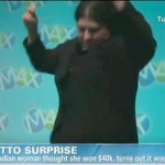 Woman Mistakes $40 Million Winning Ticket for $40,000!