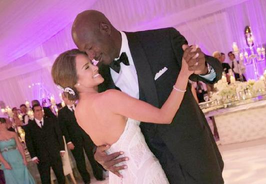 michael jordan wedding (first dance)