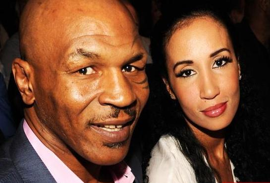 mike tyson & lakiha spencer