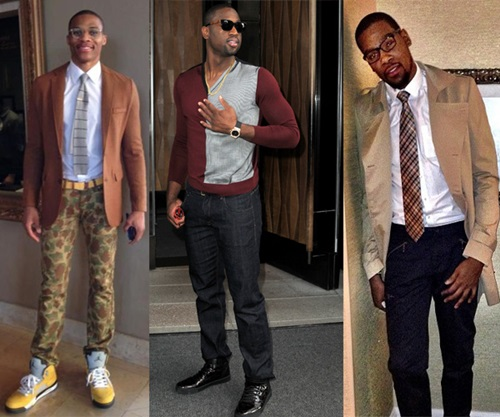 russell westbrook - dwyane wade - kevin durant