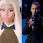 Nicki Minaj Beefs with Ousted 'Idol' Singer Devin Velez