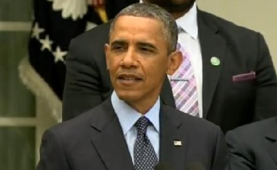 obama (screenshot - reacts to background checks loss)