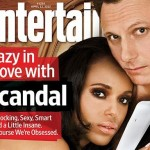 'Olivia Pope' on the Cover of Entertainment Weekly with Her 'Man'