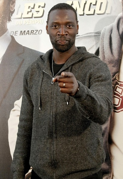 Omar Sy attends the photocall for his film 'Incompatibles' (March 15, 2013)