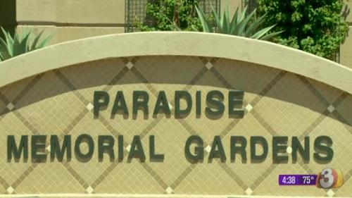 paradise crematory