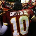 Robert Griffin III Sets Single-Season Jersey Sales Record