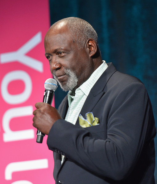 Actor Richard Roundtree attends the BET Networks' 2013 Los Angeles Upfront at Montage Beverly Hills on April 2, 2013 in Beverly Hills