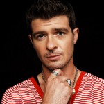 Robin Thicke Files Suit Against Marvin Gaye's Family to Protect 'Blurred Lines'