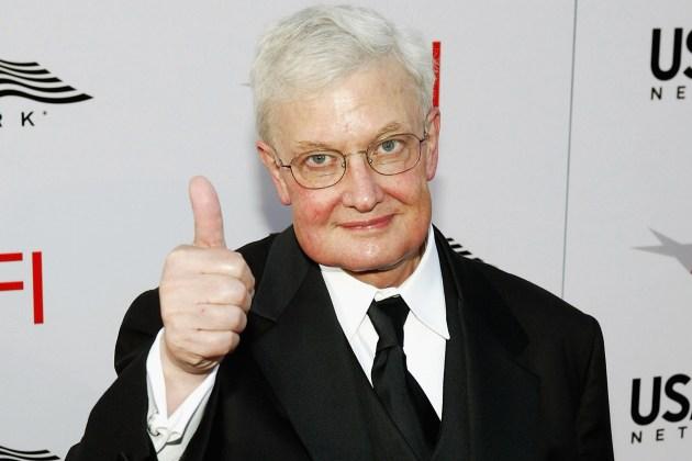 roger ebert (1 thumb up)
