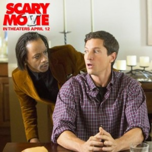 Katt Williams stars in the Dimensions Film presentation of Scary Movie 5.