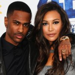 Big Sean Dating 'Glee's' Naya Rivera, Red Carpet Pics