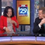 Jokey Joke: Morning News Show Hosts Lose It After Interview with Olympic Swimmer (Video)