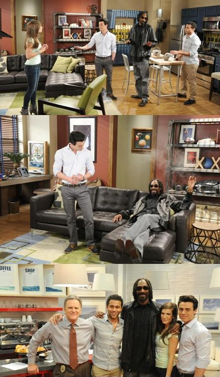 snoop lion & one life to live cast