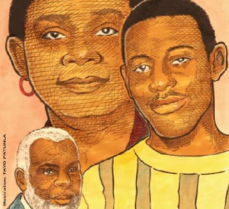 stephen lawrence & family