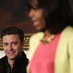 Timberlake, Mavis Staples at White House for 'Memphis' Concert