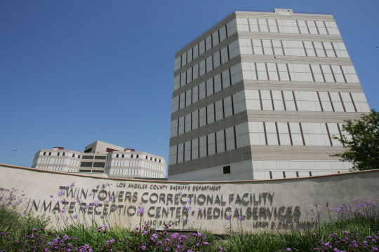 twin towers correctional building